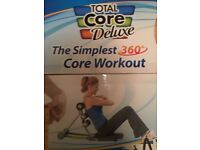Total Core Delux The Simplest 360 Core Workout