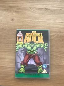The Incredible Hulk, Complete Series Box Set - 1982