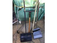 Carpet sweeper and accessories