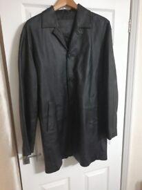 Orginal Leather jacket size M Union River