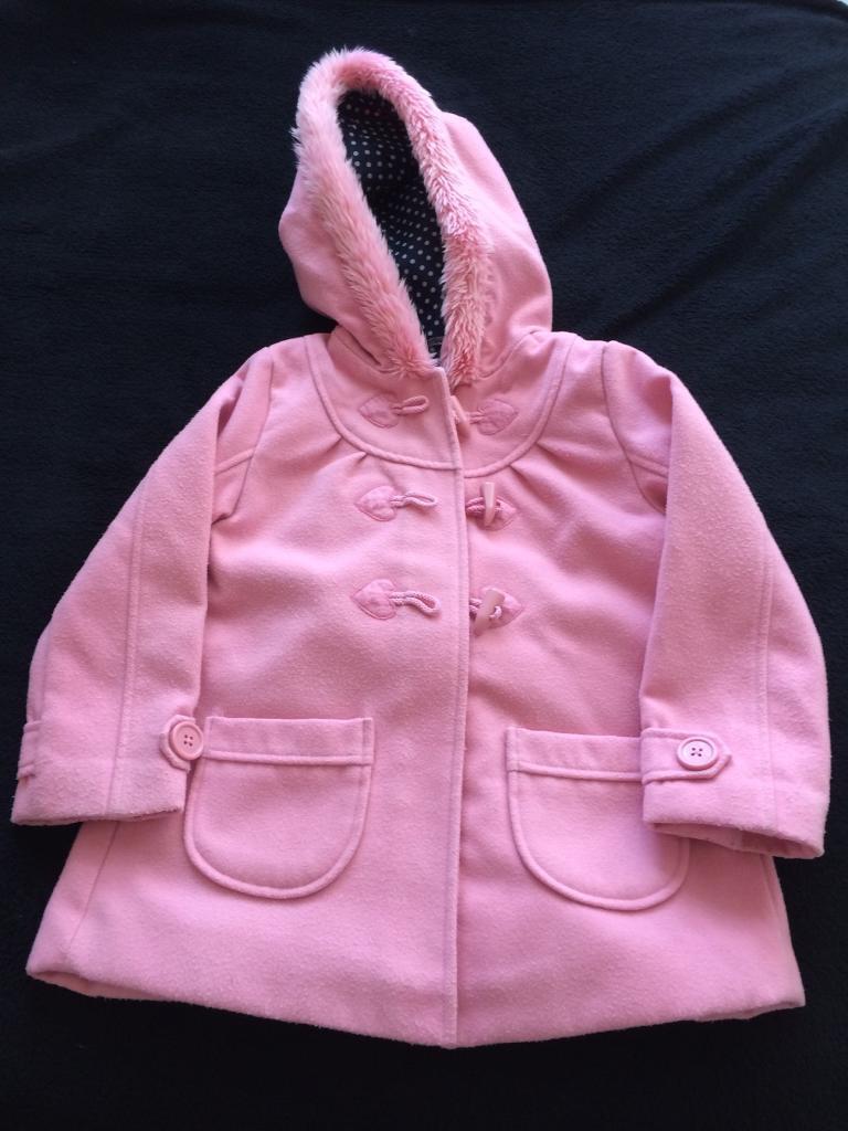Girls age 5/6 coat