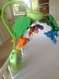 Fisher-Price Rainforest Peek-A-Boo Mobile