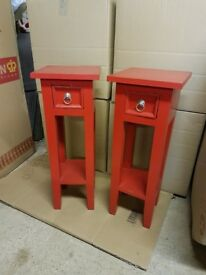 Side table x 2