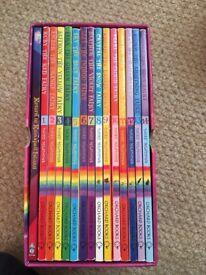 Rainbow Magic Books Box set and DVD (books 1-14)