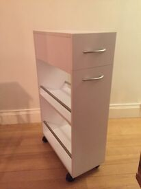 Selling two kitchen trolleys / carts - Argos and Chinkyboo