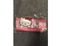Hello kitty purse/pencil case new