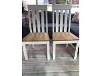 Marks and Spencer Padstow Dining Chair Pair