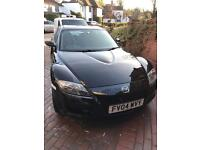 Mazda RX8 231hp 2004 63,000miles Black Manual
