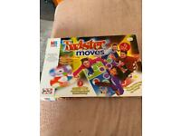 MB GAMES TWISTER MOVES GAME