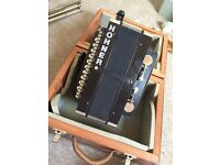 Hohner Weiner 114 One Row Cajun Accordion