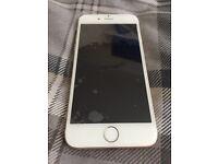 iPhone 6 16g rose gold