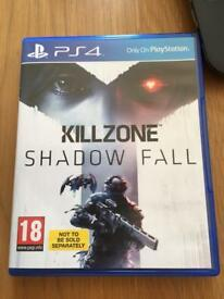 PS4 game Killzone
