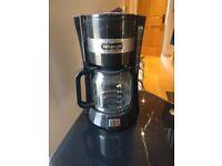 DeLonghi Filter Coffee Machine £5