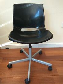 Black Desk Chair - Excellent Condition