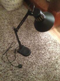 REDUCED ! GOOD ANGLEPOISE DESK LAMP