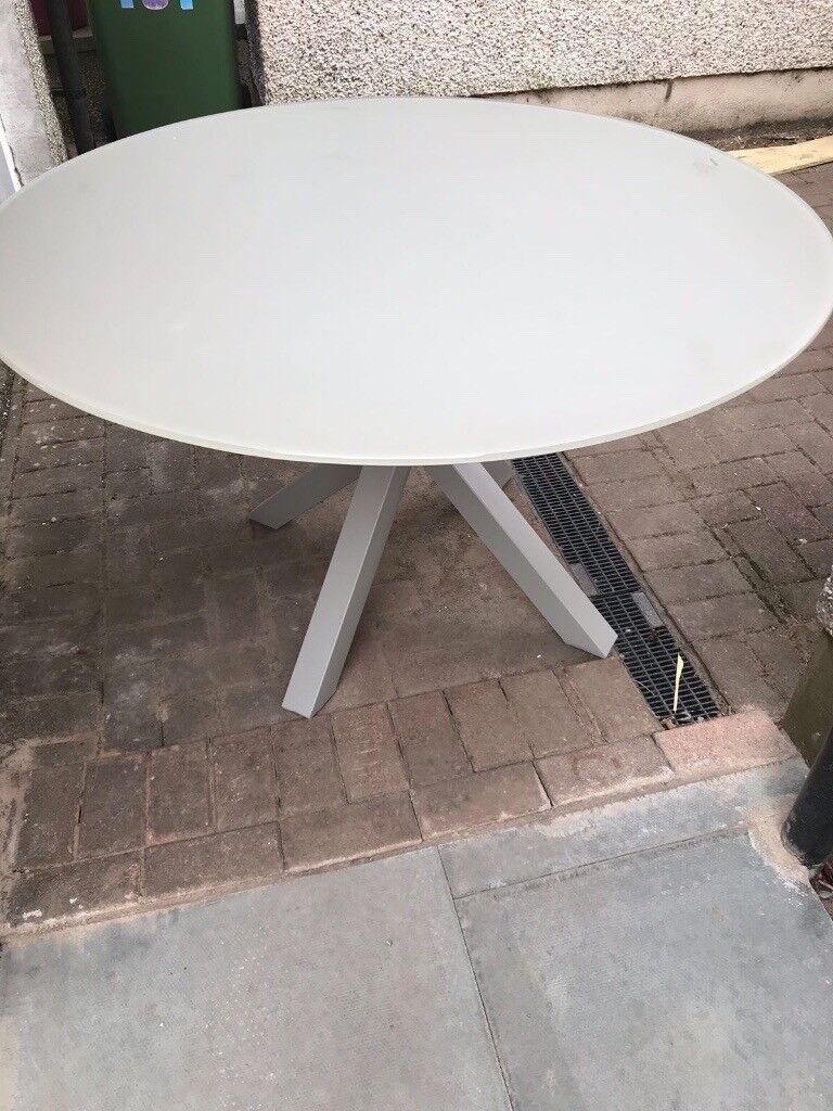 Dobbies Garden Furniture Sale Dobbies garden table in bishopbriggs glasgow gumtree dobbies garden table workwithnaturefo