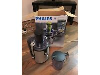 Philips Juicer - excellent condition