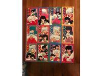 Inuyasha 1-56 full set Japanese manga