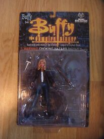 Buffy the Vampire Slayer action figure still sealed in its box and in near mint condition.
