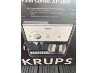 KRUPS Professional coffee maker