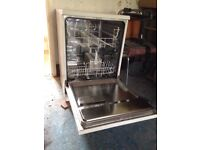 Zanussi dishwasher