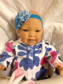 """Reborn Baby Doll """" Emma """" Realistic Newborn Lifelike"""