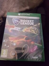 Rocket league xbox one game Unopened