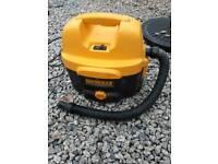 Dewalt dc500 vacuum.