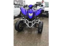 Dinli 450 road legal quad