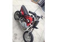 Mini moto 50cc 2stroke dirt bike NOT midi moto pit bike
