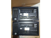 HP Storageworks Ultrium tape drives -used