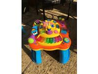 Toys R Us activity table