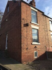 3 Bedroom Semi for Rent close to Chesterfield town Centre