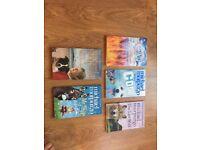 Michael Mirpurgo books x 5