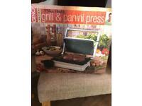 Gino D'Acampo grill & panini press