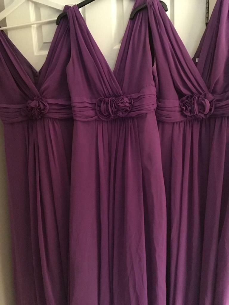 Purple bridesmaid dresses   in Whickham, Tyne and Wear   Gumtree