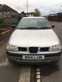 Seat IBIZA in Good condition cheap tax 12 month full MOT.