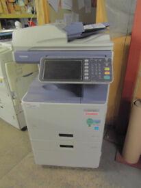 Toshiba E-studio 2050C colour & black & white A3 A4 photocopier printer scanner, very clean machine