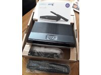 BT Youview+ Set Top Box with Twin HD Freeview and 7 Day Catch Up TV, No Subscription