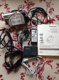 Panasonic Camcorder VDR-M50/70 PP