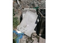 22 concrete slabs 3x2ft