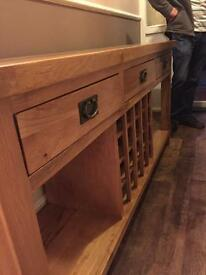 Stunning Oak Sideboard