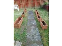 DECKING PLANTERS VARIOUS SIZES AVAILABLE