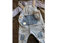 Next baby outfit 3-6 months