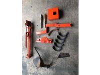 The ultimate garden soil breaking tool