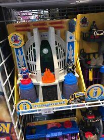 Wanted Imaginext Superhero toys