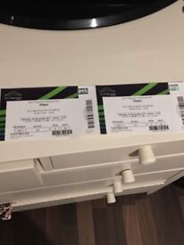 Steps Tickets SSE arena wembely x2