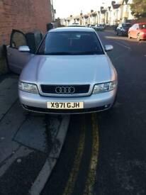 Audi a4 2001 1.8 petrol