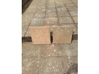 DECORATIVE PAVING SLABS