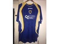 Signed Cardiff City Shirt FA Cup Final